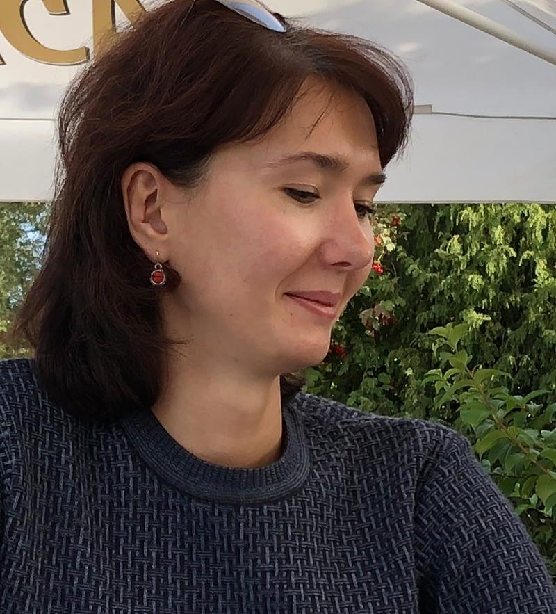 Katya- Our Minsk Guide