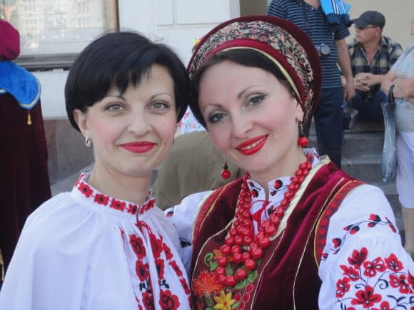 Ukrainian Beauties