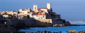 Antibes by the Sea France