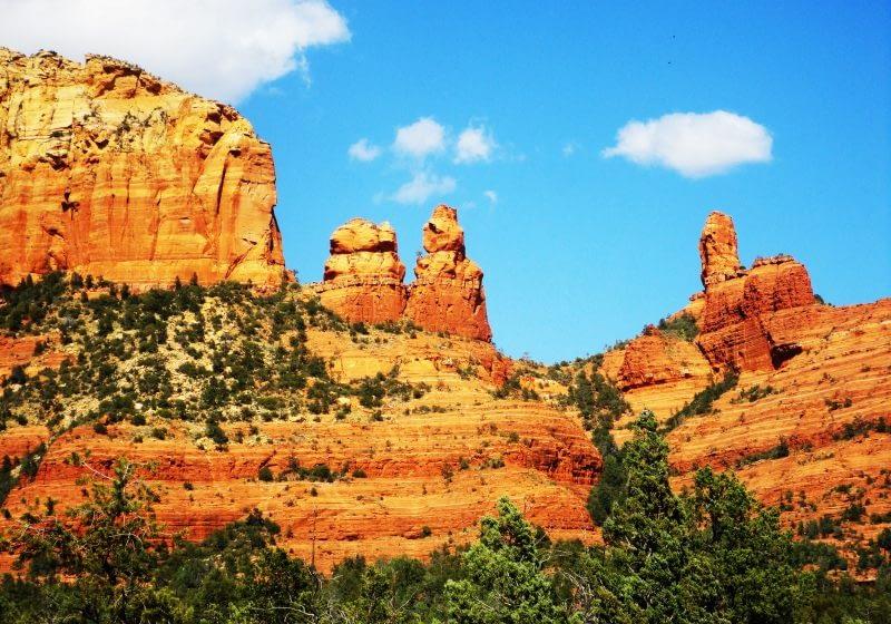 The Red Rocks of Sedona