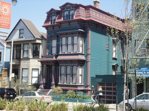 A Haight Street House