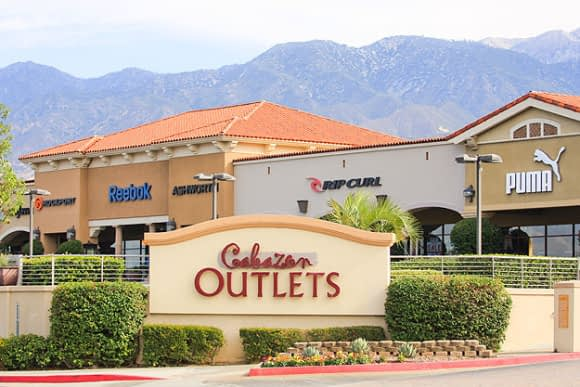 The Cabazon Outlets