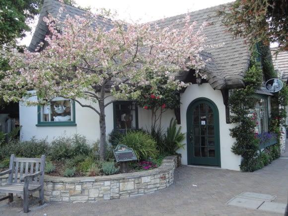 The typical Carmel dwelling