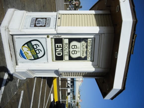 End of the Iconic Route 66