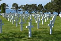 The American Cemetary at Colleville-sur-Mer
