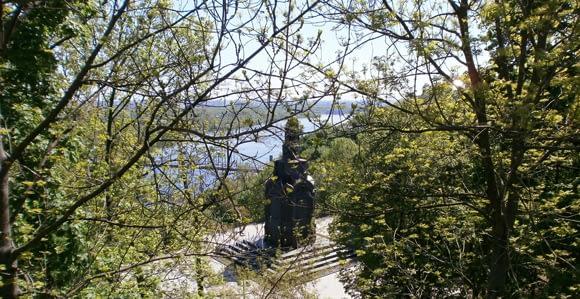 The Great Famine Memorial
