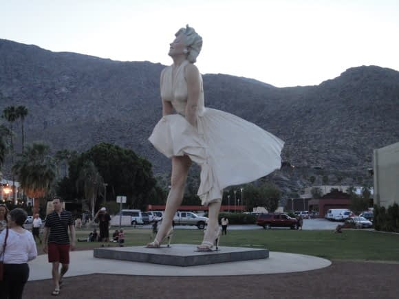 Marilyn - Downtown Palm Springs