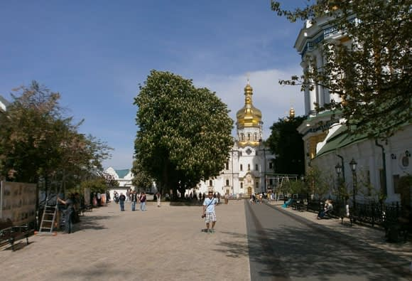 Pechersk Lavra, The Dormition Cathedral