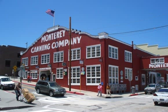 Monterey Canning Company - an iconic building