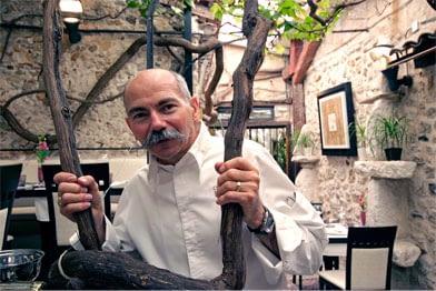 Chef Christian Morisette