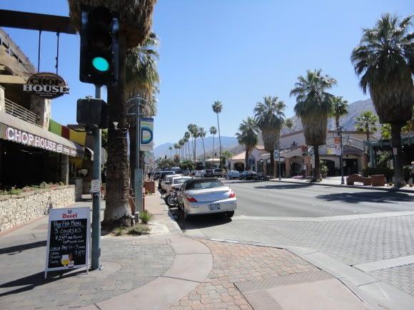 Palm Canyon Drive, Palm Springs