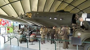 The DC 3 and the Paratroopers